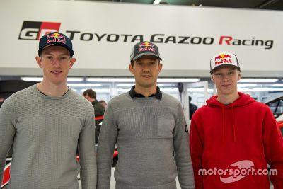 Toyota Racing sürücü açıklaması