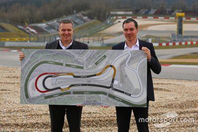 Diseño de Nurburgring