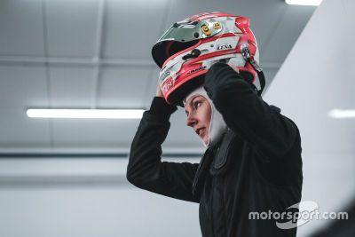 Presentazione Léna Buhler, Drivex Team