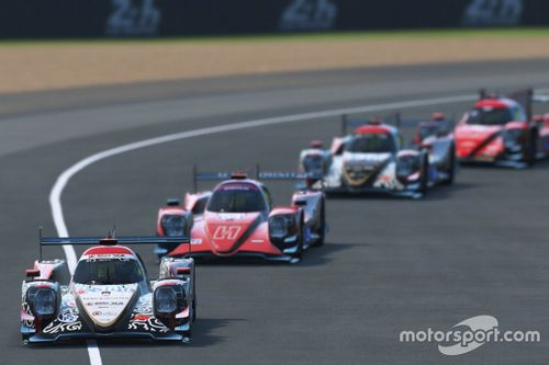 Virtual Le Mans teaser