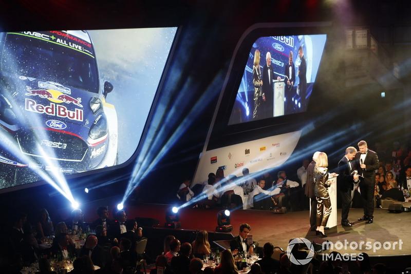 Voiture de rallye de l'année : M-Sport Ford Fiesta RS