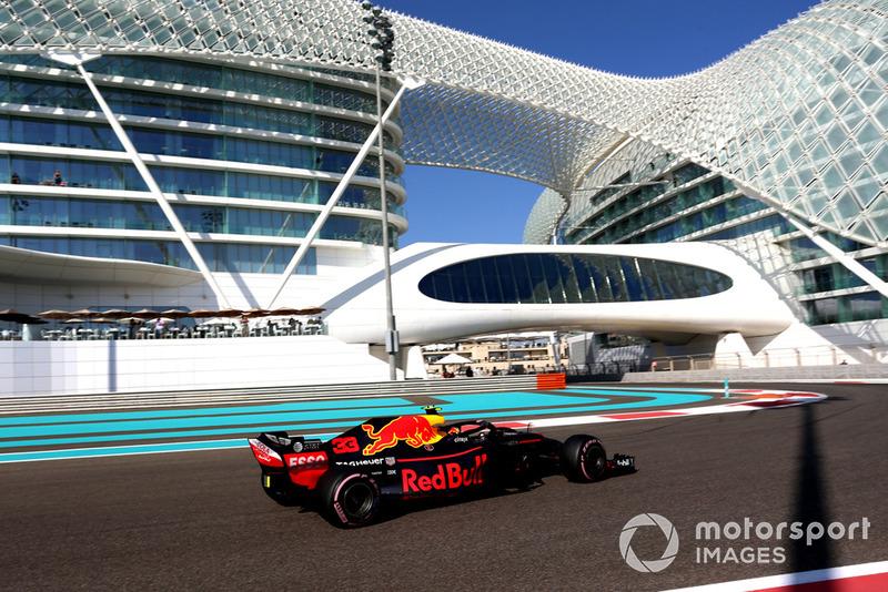 2. Max Verstappen, Red Bull Racing RB14