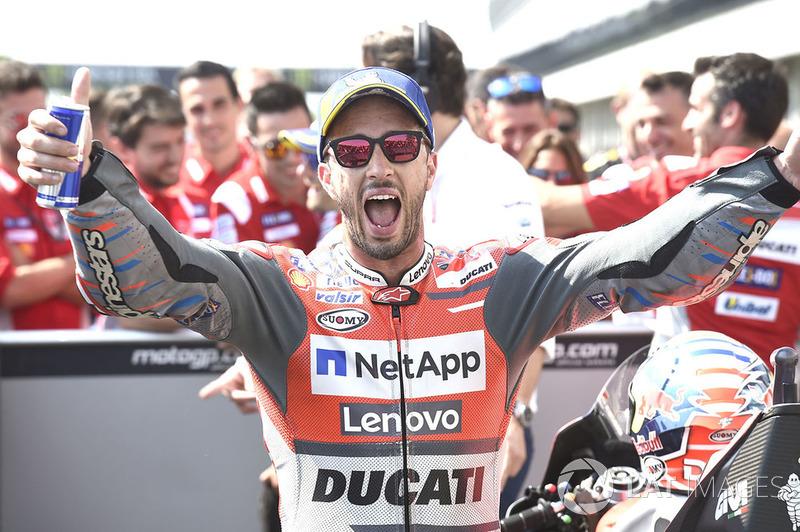 #10 GP de République Tchèque - Pole : Andrea Dovizioso
