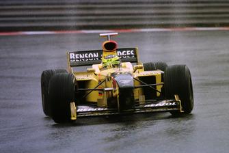 Ralf Schumacher, Jordan 198