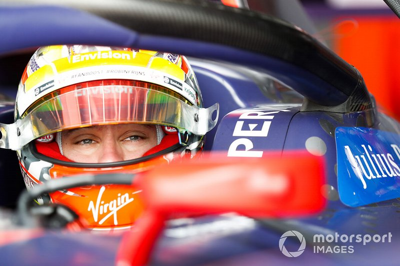 Робин Фрейнс, Envision Virgin Racing