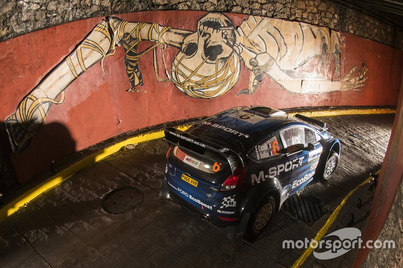 #6: Ford Fiesta RS WRC: Eric Camilli und Benjamin Veillas