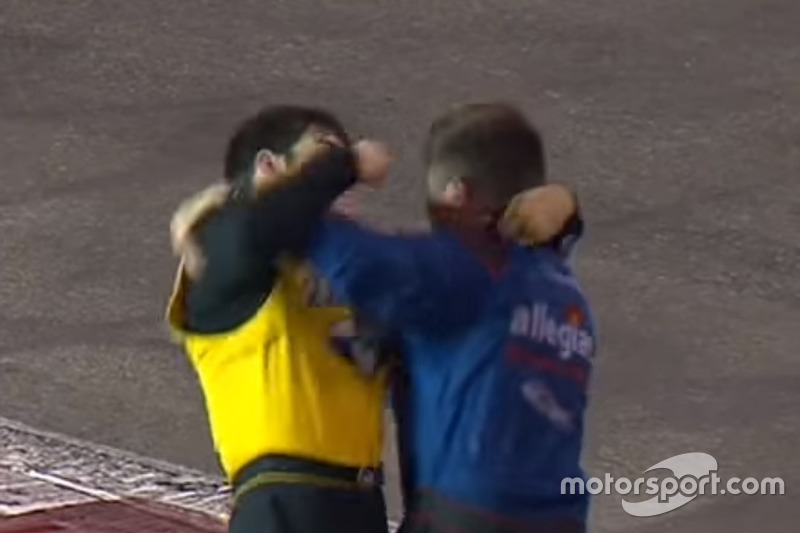 John Wes Townley und Spencer Gallagher (Screenshot)