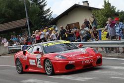Ivano Giuliani, Ferrari 458 Challenge