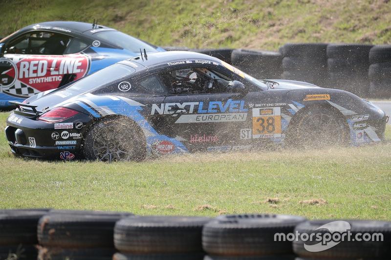 #38 Next Level European Porsche Cayman: Dan Rogers, Seth Thomas, testacoda