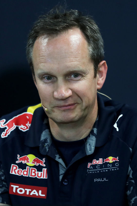 Pressekonferenz: Paul Monaghan, Red Bull Racing