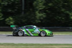 #540 Black Swan Racing Porsche 911 GT3R: Tim Pappas, Andy Pilgrim
