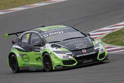 Daniel Nagy, Honda Civic Team Zengo, Honda Civic WTCC