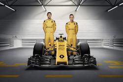 Кевин Магнуссен и Джолион Палмер, Renault Sport F1 Team