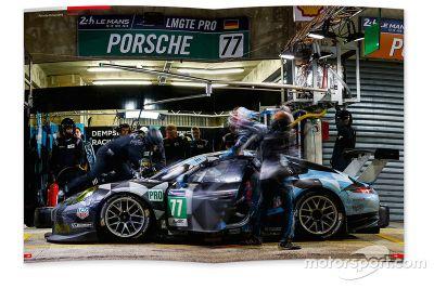 Porsche Victory 2016 book