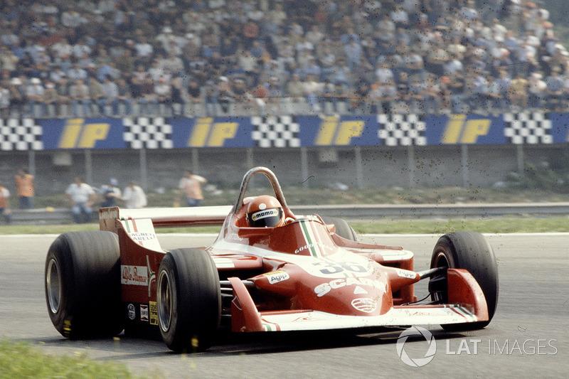 1979 : Alfa Romeo 177