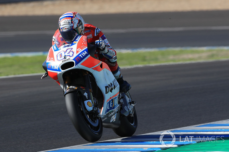 Hasil Tes Jerez MotoGP Hari Kedua, Andrea Dovizioso Pecahkan Rekor.