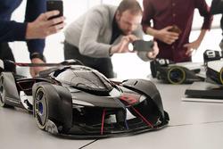 Réplica perfeita da McLaren Ultimate Vision GT