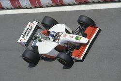 Дерек Воррік, Footwork FA14 Mugen-Honda