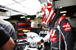 Kevin Magnussen garajda, Haas F1 Team