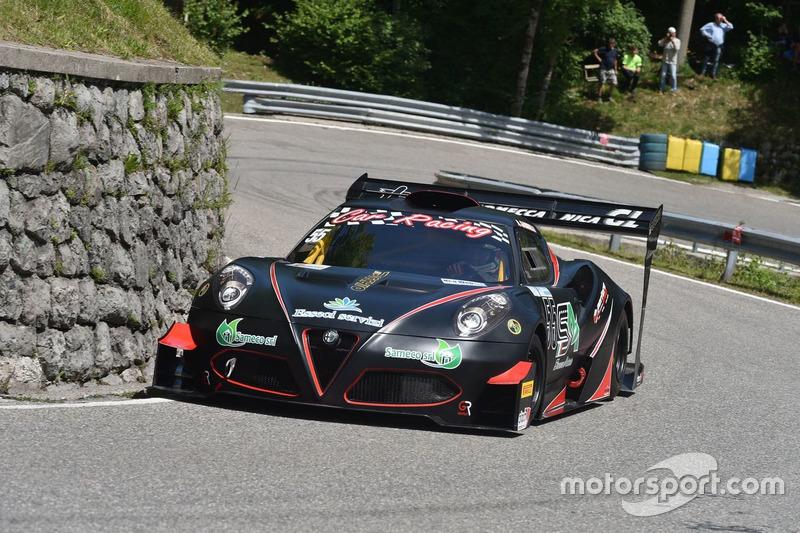 Alessandro Gabrielli, Alfa Romeo 4C, Gs Ac Ascoli Piceno
