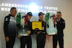 Pro first place: Trent Hindman, Riccardo Agostini