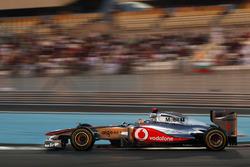 Lewis Hamilton, McLaren MP4-26