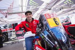 #6 Monster Energy Honda Team: Paulo Goncalves