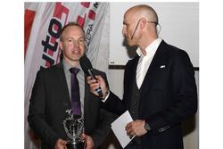 Marcel Steiner bei der ASS-Preisverleihung in Bern