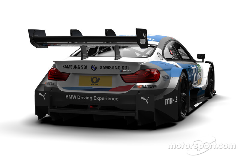 BMW M4 DTM Филиппа Энга