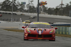 #176 Ferrari of Atlanta Ferrari 488: Lance Cawley