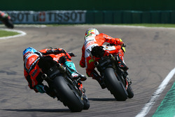 Xavi Fores, Barni Racing Team, Marco Melandri, Aruba.it Racing-Ducati SBK Team