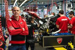 Ernesto Marinelli, Ducati, Projektleiter Superbike