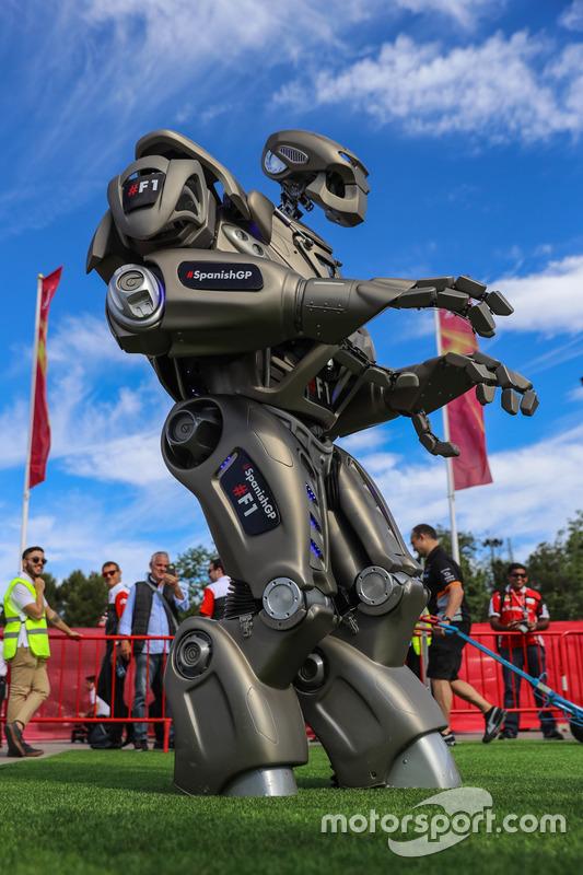 Titan el Robot