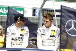 Maro Engel, Mercedes-AMG Team HWA, Mercedes-AMG C63 DTM, Paul Di Resta, Mercedes-AMG Team HWA, Mercedes-AMG C63 DTM