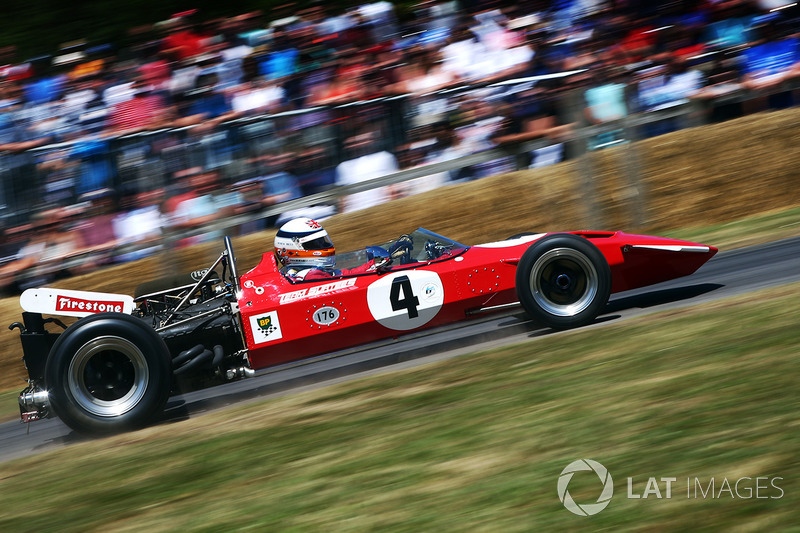Derek Bell, Surtees