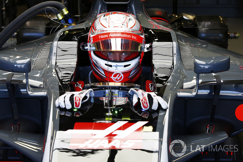 Gewinner: Kevin Magnussen (Haas)