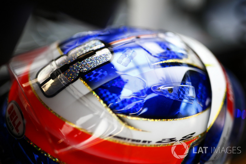 Шолом Ромена Грожана, Haas F1 Team VF-17
