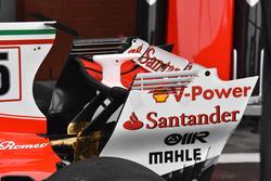 Alerón trasero del Ferrari SF70H