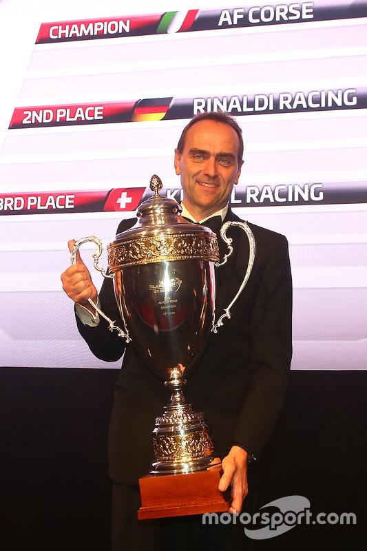 2016 AM Copa de equipos, AF Corse, campeón