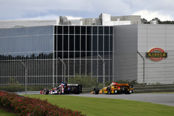 Carlos Munoz, A.J. Foyt Enterprises Chevrolet, Ryan Hunter-Reay, Andretti Autosport Honda
