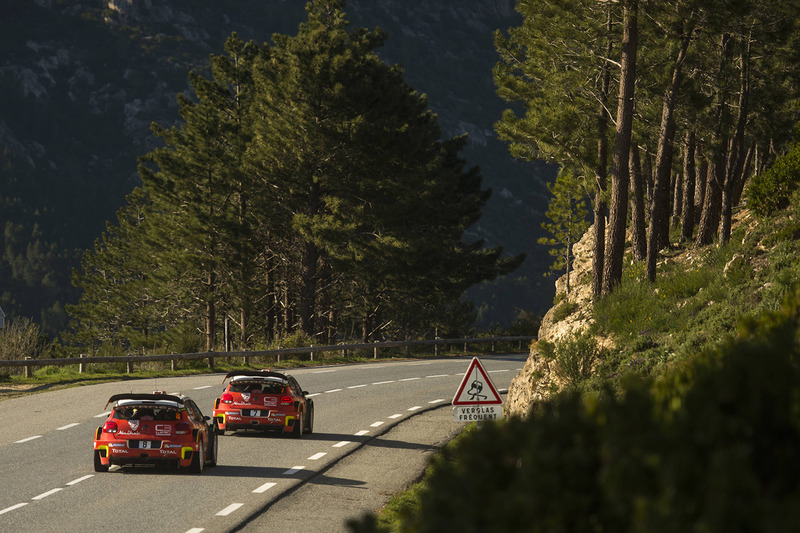 Kris Meeke, Paul Nagle, Citroën C3 WRC, Citroën World Rally Team, Craig Breen, Scott Martin, Citroën C3 WRC, Citroën World Rally Team