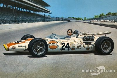 Fotos de pilotos de IndyCar