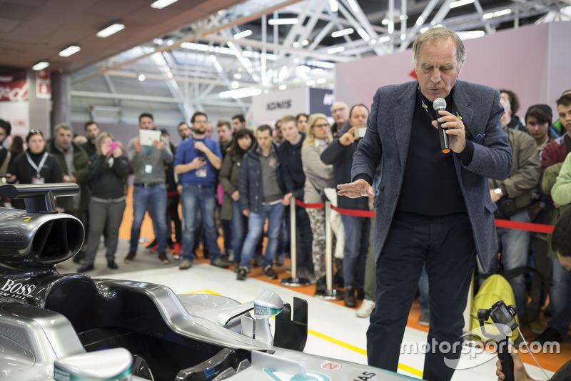 Giorgio Piola, analista técnico de F1