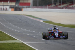 Карлос Сайнс-мл. тренирует старт, Scuderia Toro Rosso STR12