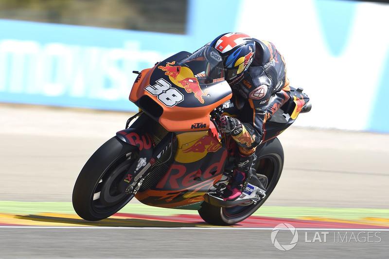 19. Bradley Smith, Red Bull KTM Factory Racing
