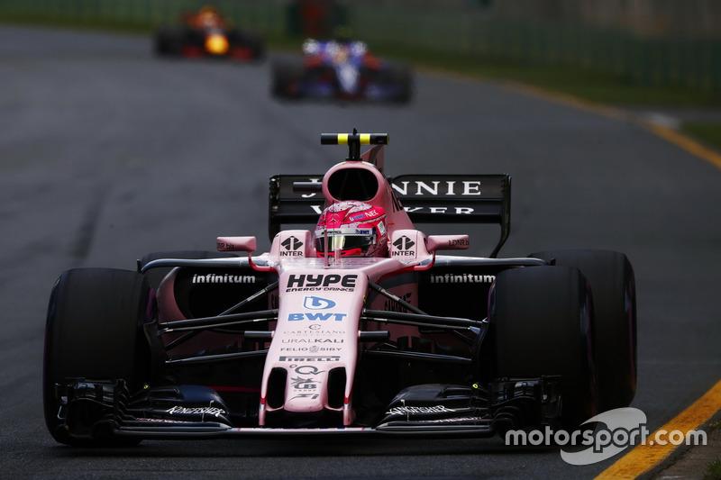 Esteban Ocon, Force India, VJM10