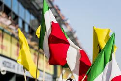 Итальянские флаги
