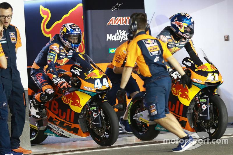 Binder, Miguel Oliveira, Red Bull KTM Ajo