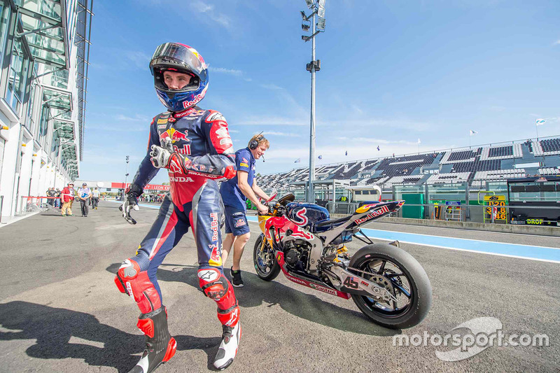 Jake Gagne, Honda World Superbike Team