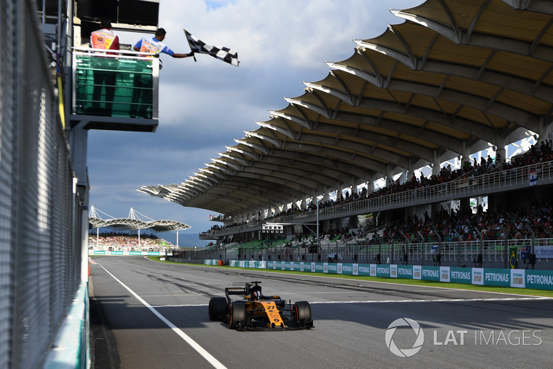 10. Ніко Хюлькенберг, Renault Sport F1 Team RS17 - 34